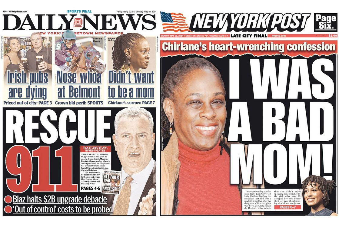 The Tabloid Shaming of Chirlane McCray Ignores the Realities of ...