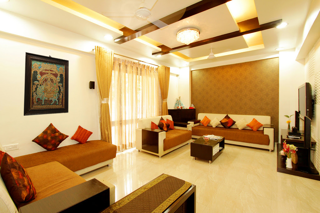 Contemporary Interior Fusion Tanjore Painting | Jaluk