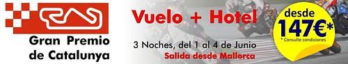 Oferta Gran Premio de Catalunya Motogp
