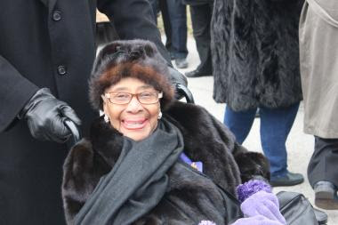 Willie Barrow Dead: Well-Known Chicago Civil Rights Leader Was 90