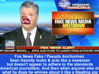 Image result for The Nazi Pig Trump and the Nazi Fox News TV