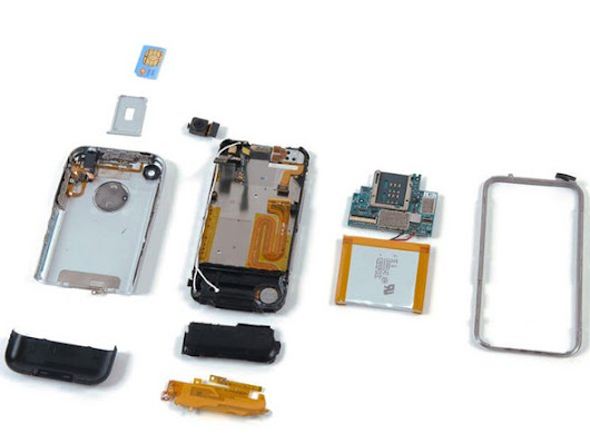 10 Years of iPhone | iFixit