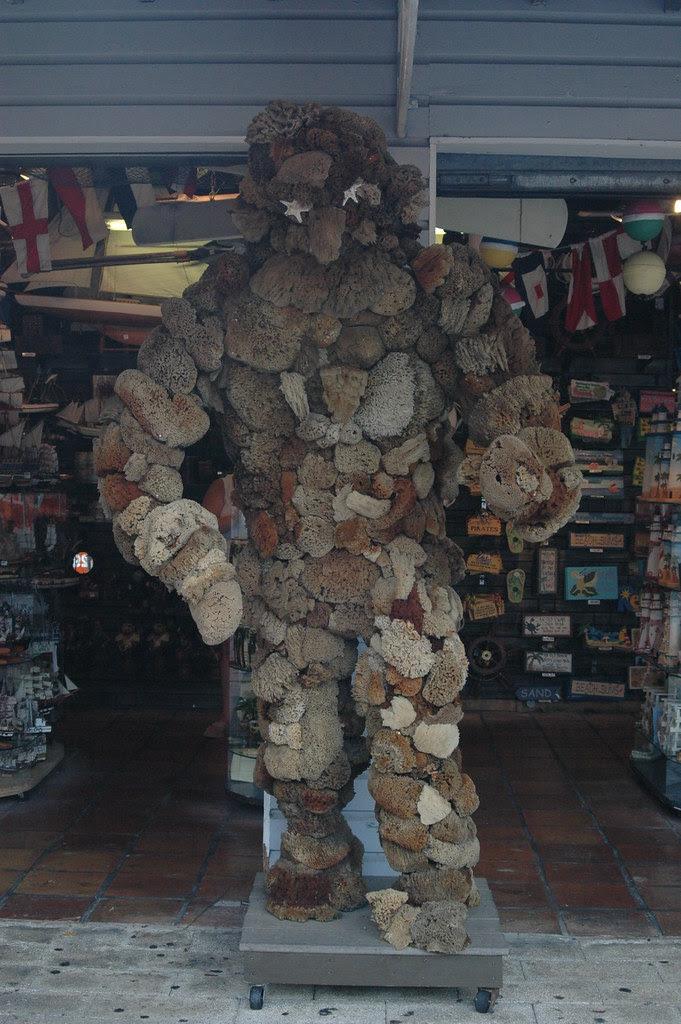 The Abominable Sponge Man