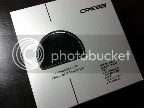 Cressi Interface für Leonardo