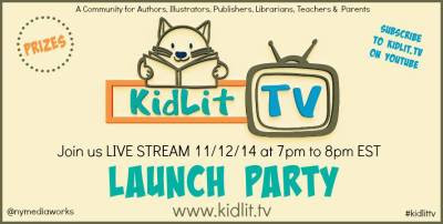 KidLit.TV Launch Party! - Author Katie Davis | Video Marketing for Writers