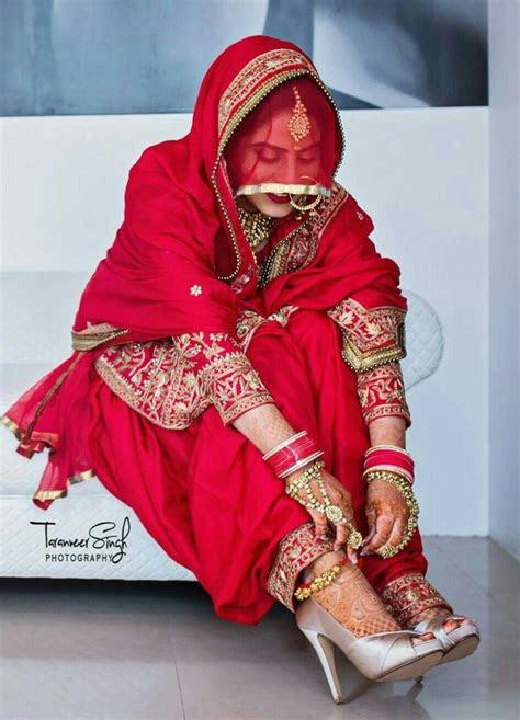 wedding dress punjabi