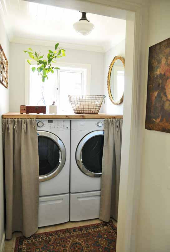 25 Small Laundry Room Ideas