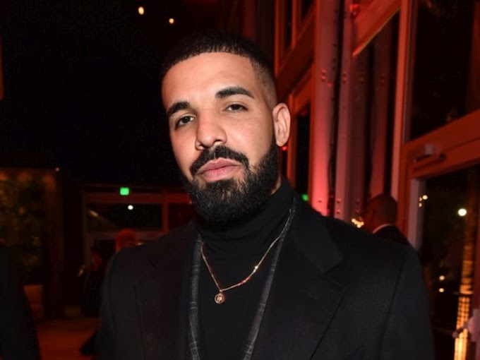 TOO MUCH MONEY!! Rapper Drake Buys N144million Diamond Encrusted iPhone Case (Photo)