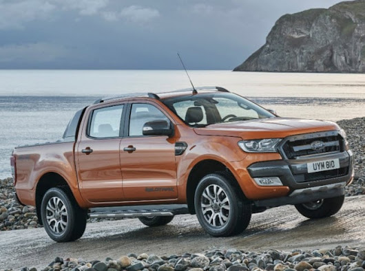 A 2019 Ford Ranger & 2020 Bronco Are Coming to Market
