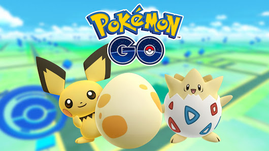 Pokémon Go is finally getting new pokémon today