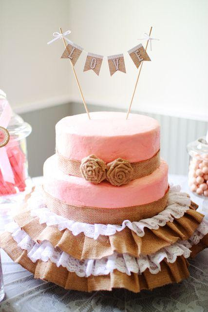 Shabby Chic Vintage Glam Bridalwedding Shower Party Ideas 2126064
