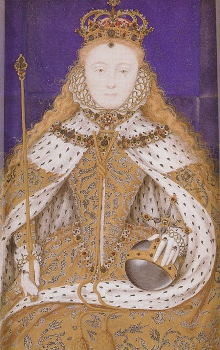 The Coronation of Elizabeth I (on this day in history….)