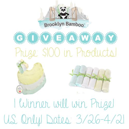 Win $100 Worth of Brooklyn Bamboo Organic Products