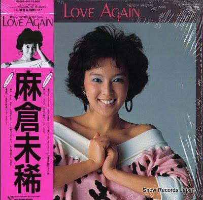 ASAKURA, MIKI love again