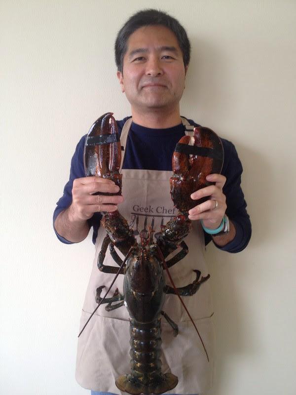 Huge Lobster (7 lbs)
