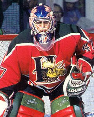 Giguere Mooseheads