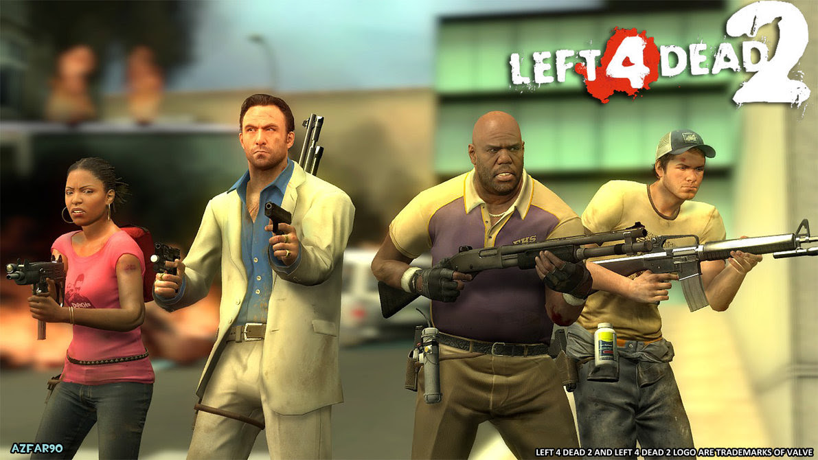 Left 4 Dead 2 Wallpapers Left 4 Dead 2 Photo 24560390 Fanpop
