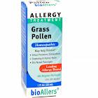 bioAllers Allergy Relief Allergy Treatment, Grass Pollen - 1 fl oz