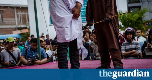 Indonesian caning of gay men strains Australian relationship, says Liberal MP | World news | The Guardian