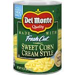 Del Monte Creamed Corn - 14.75oz