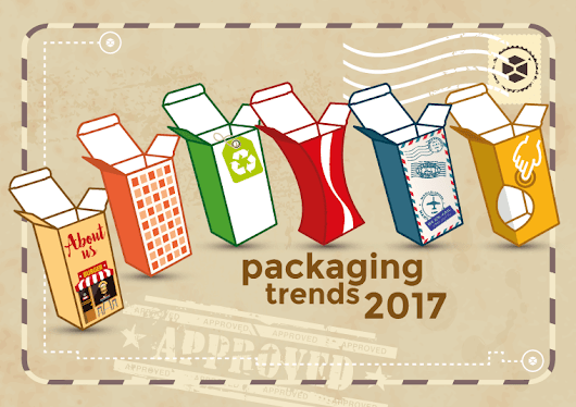 6 inspirational packaging design trends to watch in 2017 | Packly Blog