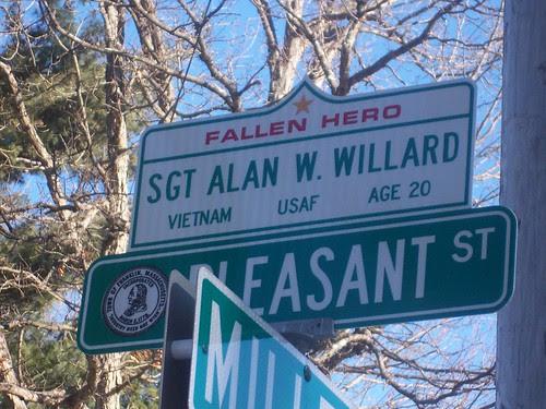 Sgt Alan W Willard