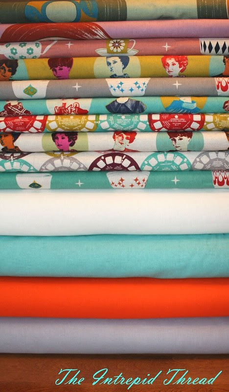 Melody Miller & Essex Linen FQ Bundle! For Friday's Fabric Giveaway!!