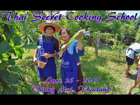 Best Activity in Thailand! Watch Our Little Movie & Cook Along With Our Class.