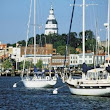 Waterfront homes in Annapolis Maryland