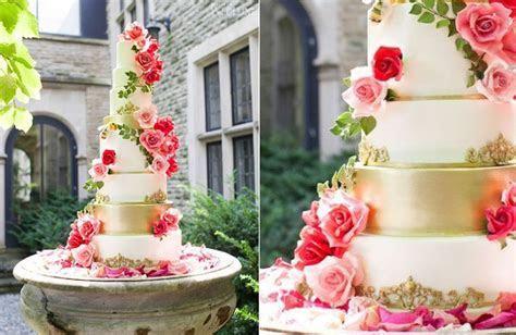 Floral & Formal Wedding Cakes   Cake Geek Magazine