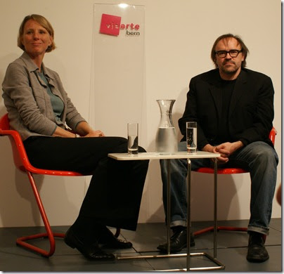 Helen Hirsch und Heinrich Gartentor in Bern