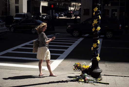 Boston is subdued as city marks two years since marathon bombing