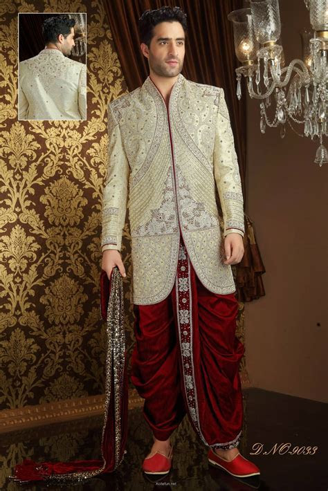 Groom Wedding day Sherwani Collection   XciteFun.net