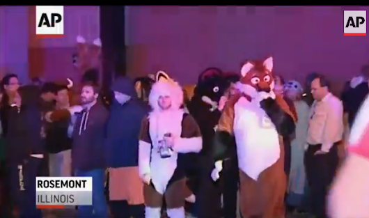 "19 hospitalized at furry convention due to ""seemingly intentional"" gas leak"