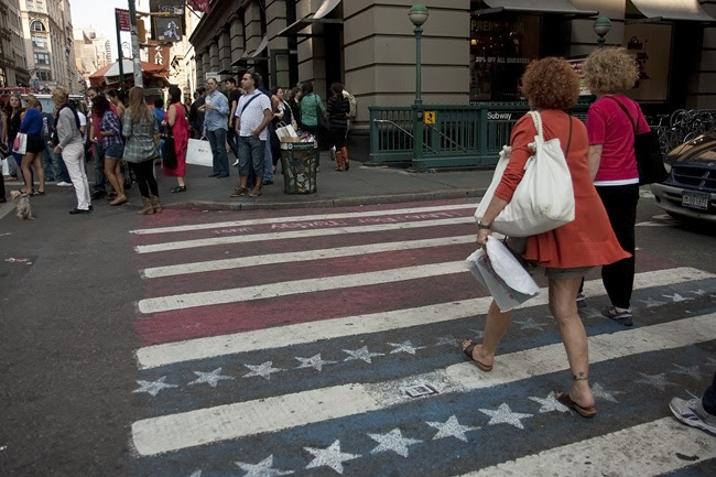 Crosswalk, Soho