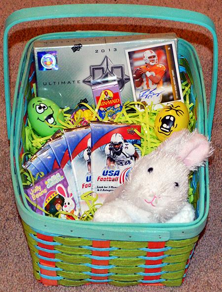 Easter Basket Ideas For Sports Fans Upper Deck Blog