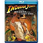 Indiana Jones & The Raiders of The Lost Ark (Blu Ray)