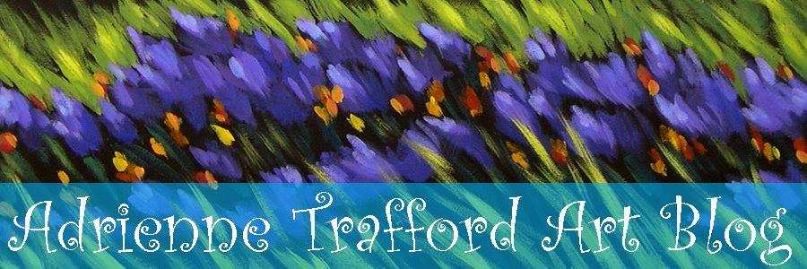 Adrienne Trafford Art Blog