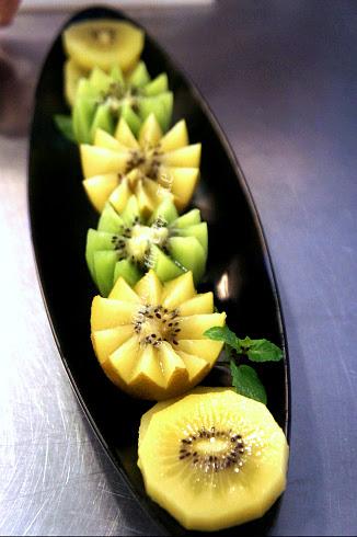 Day 11 Zespri Kiwifruit platter 02