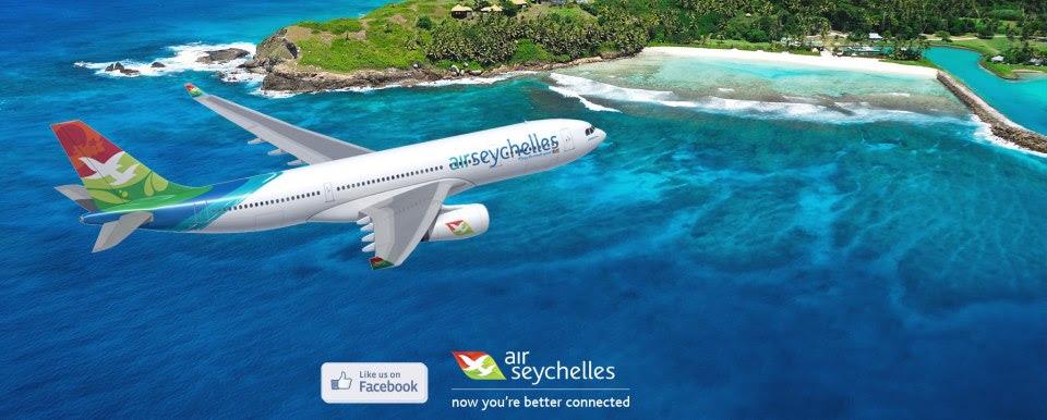 "Air Seychelles first A330 ""Aldabra"""