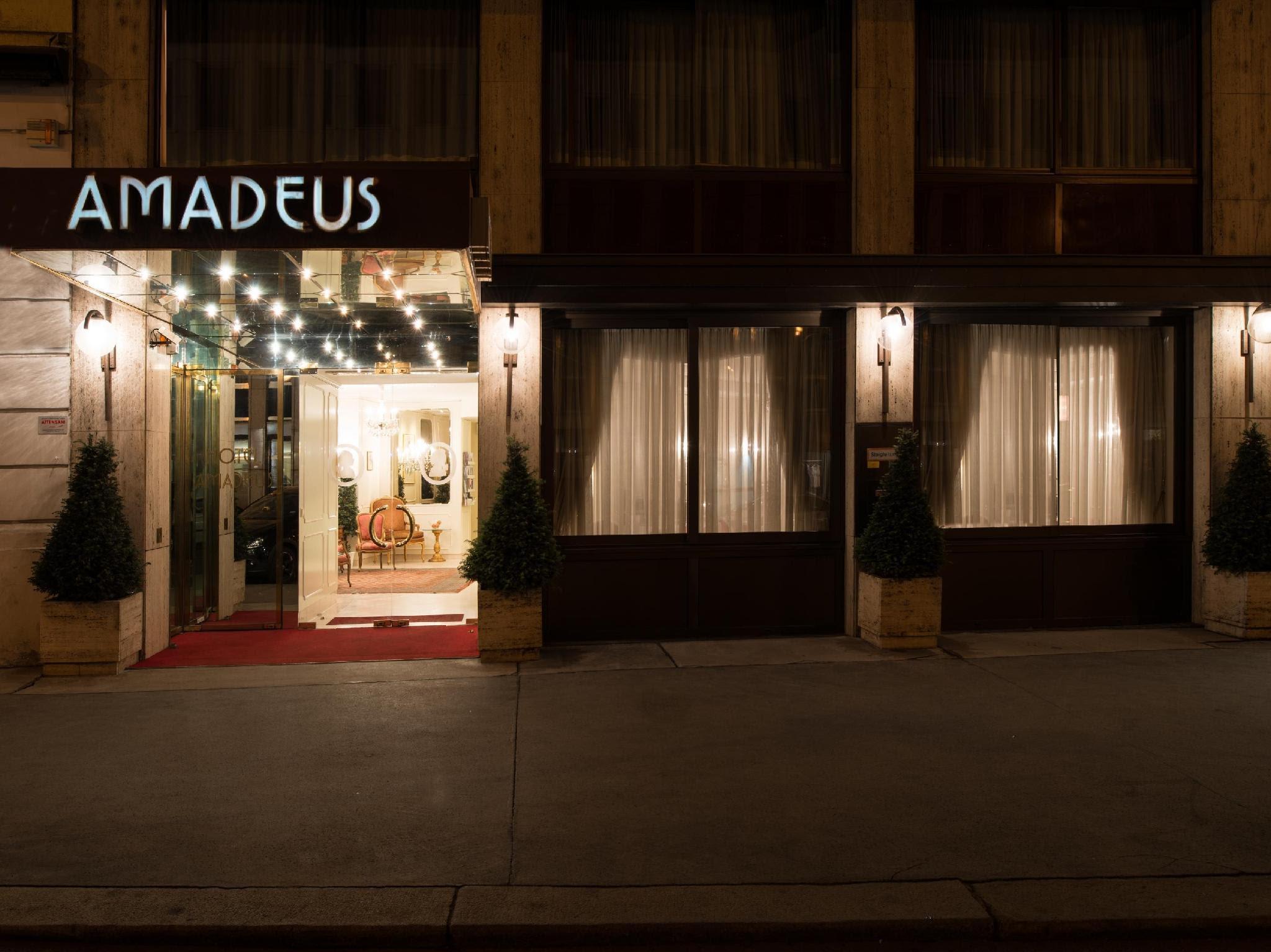 Review Hotel Amadeus