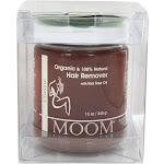 Moom Botanical Hair Remover Jar with Tea Tree Oil 12 oz.