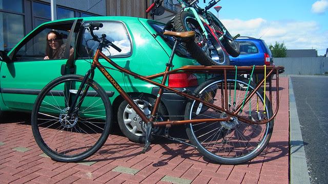 Kona Ute at Bothy Bikes.