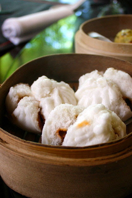 Steamed Kurobuta Char Siew Pork Bao