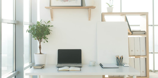 How to Organize Your Workspace to Boost Productivity | Quill.com