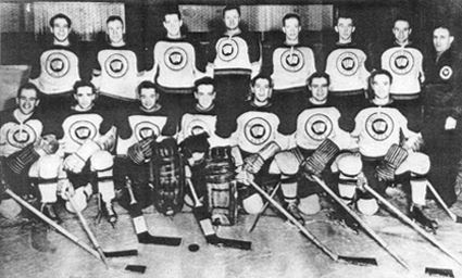 Quebec Aces 1943-44 team, Quebec Aces 1943-44 team