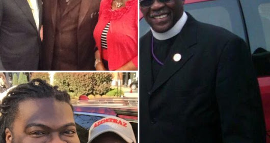 Pastor C. James Starks, Patriarch of the Starks Family, Makes His Transition