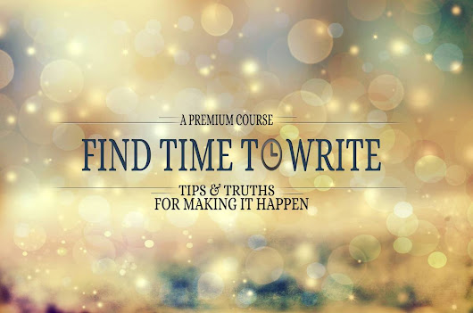 Ring in the New Year with a helpful course for writers