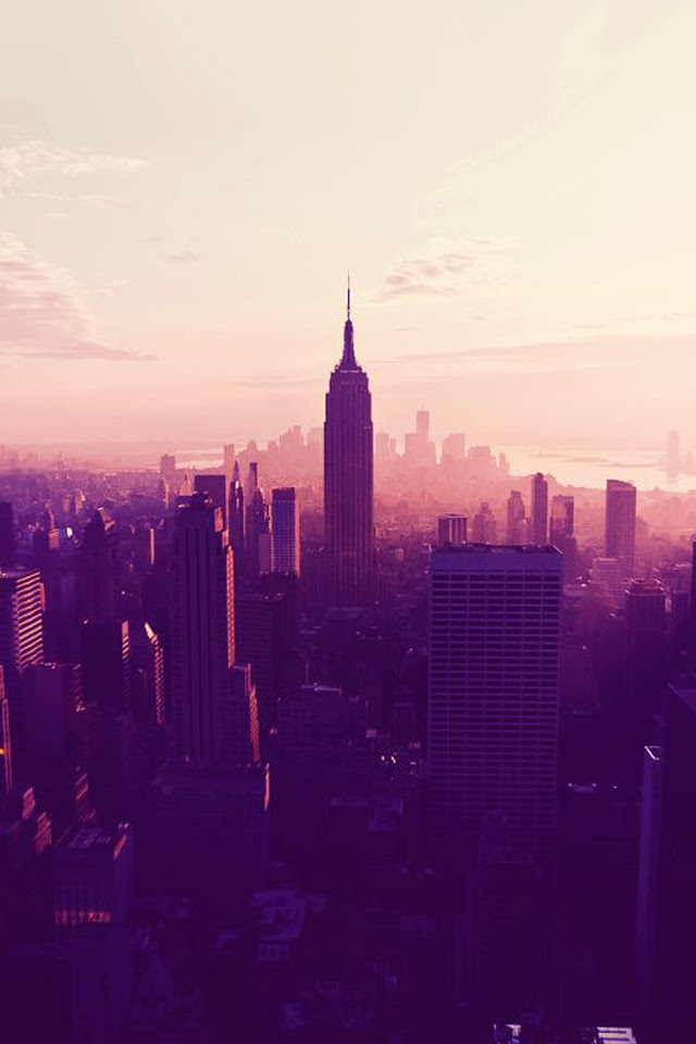 new york city skyline sunset inspiration dreamy wallpaper background iphone wonderful blog post fashion blogger turn it inside out belgium