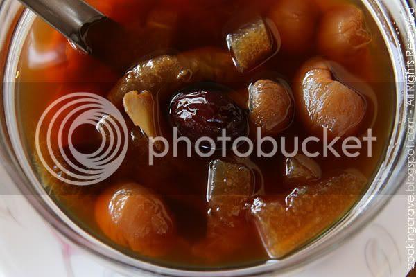 Luo Han Guo/Buddha Fruit Soup2